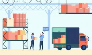 logistics-worker-courier-loading-truck_74855-14098
